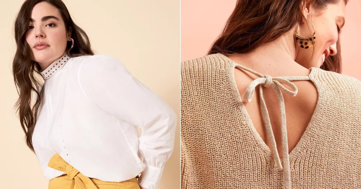 15 Cute and Comfy Work Tops You Can Wear With Sweatpants at Home