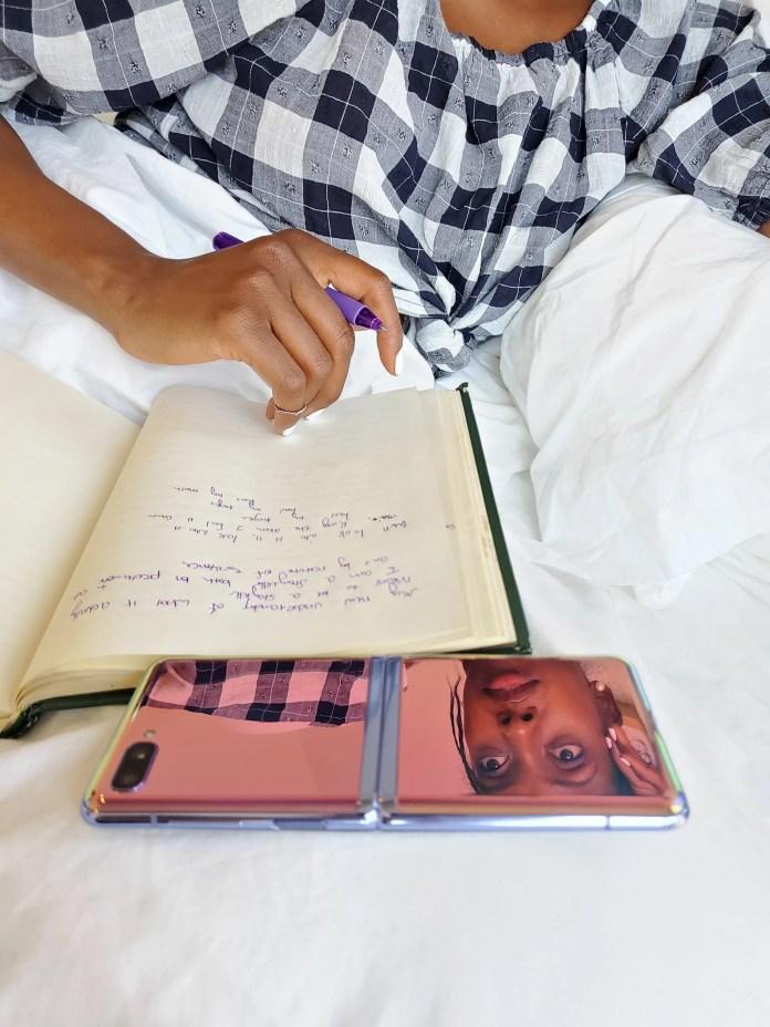 Condola Rashad Discusses Her Debut Visual EP, Space Daughter