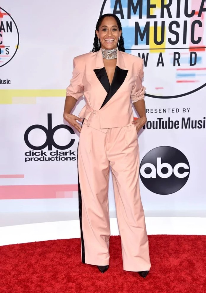 Image result for tracee amas 2018