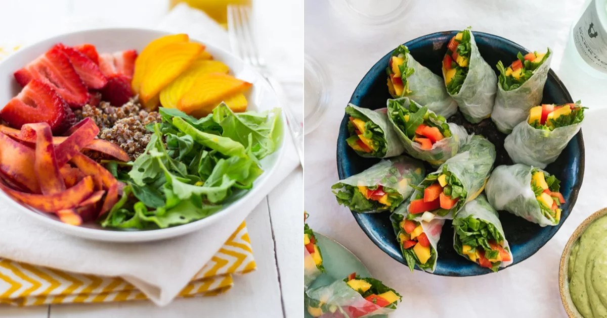 70+ Lunches to Make During the Workweek That Are Healthy, Easy, and Totally Tasty