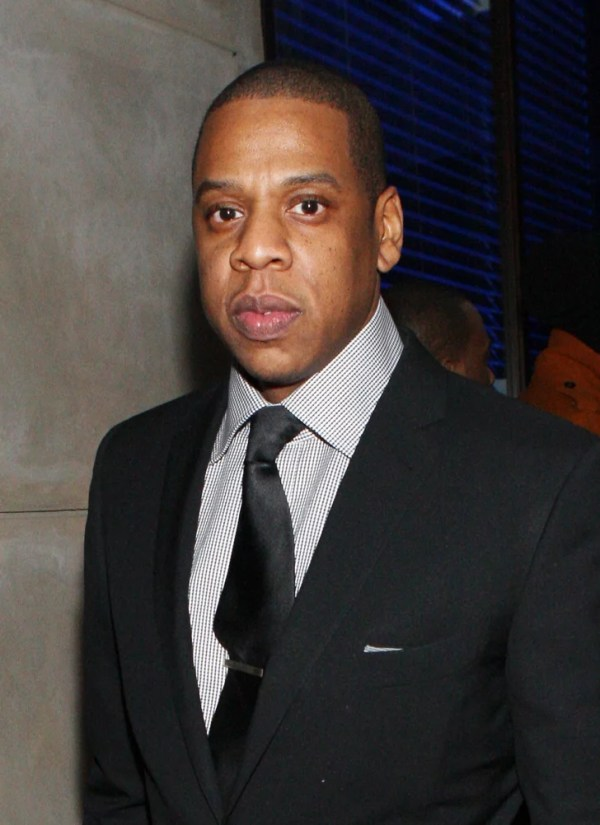 Jay-Z put on a suit and tie for the 40/40 Club reopening ...