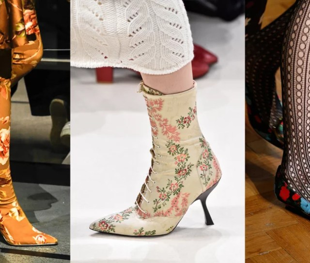 Fall Shoe Trends  Popsugar Fashion