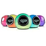 iHome Bluetooth Color-Changing Alarm Clock