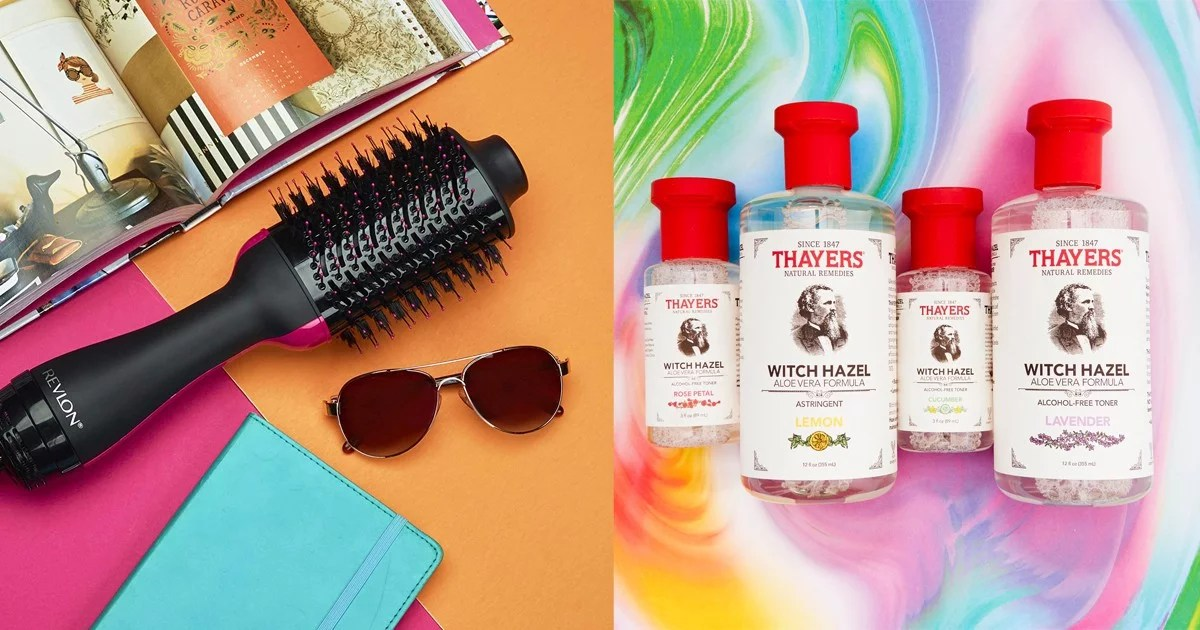 Amazon Has a Beauty Bestsellers Listing, and These Are the 17 Game-Changing Items to Buy