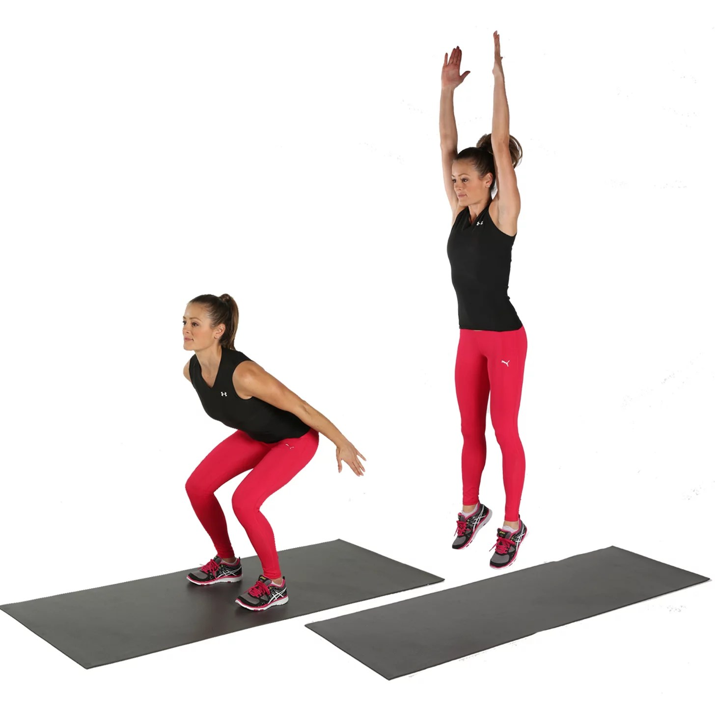 Jump Squats | 25 Exercises You Should Be Doing If You Want a ...