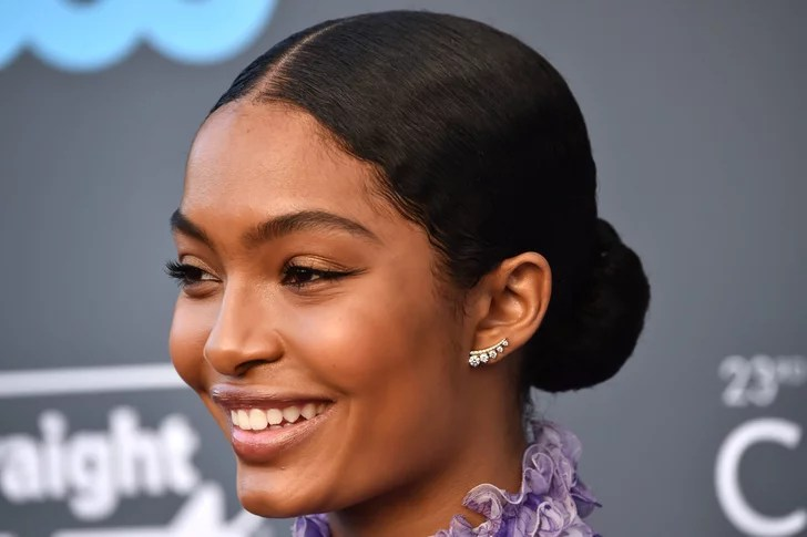 Natural Hair Moments 2018 Red Carpet POPSUGAR Beauty
