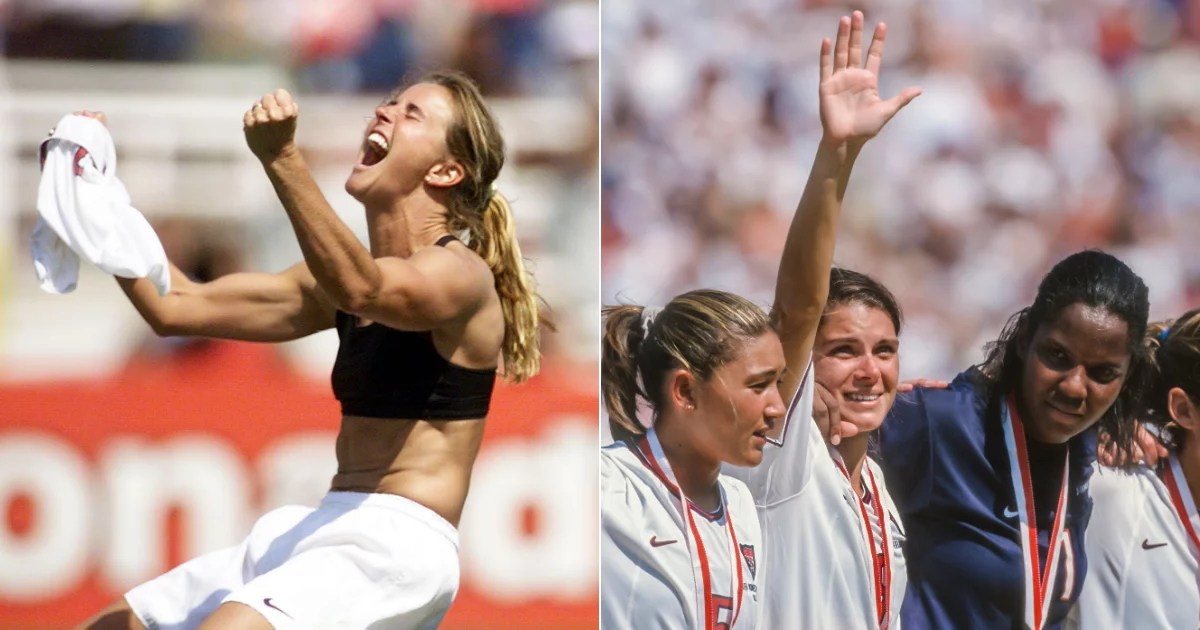 We're Finally Getting a Netflix Film About the '99 USWNT and Their Iconic World Cup Run