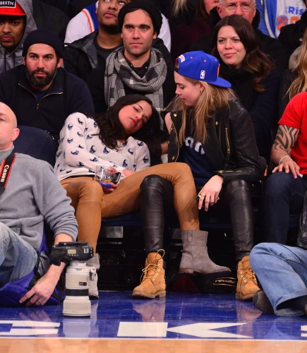 Michelle Rodriguez and Cara Delevingne made headlines for ...