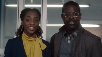 Image result for this is us her randall tess gif