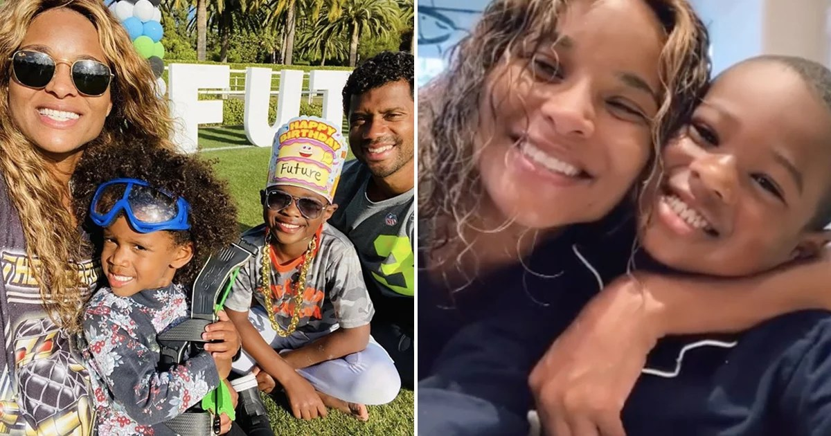 Ciara Celebrated Future's Birthday With a Scavenger Hunt, Indoor Camping, and a Sweet Video