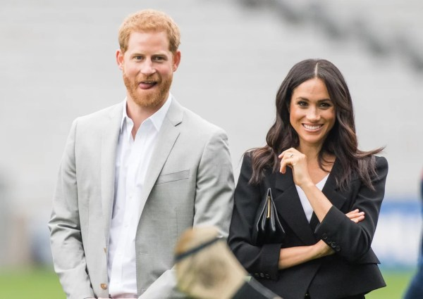 Prince Harry and Meghan Markle Ireland Tour Pictures ...