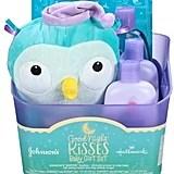 Johnson Johnson's Good Night Kisses Baby Gift Set