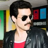 Rami Malek's Freddie Mercury Almost Shared a Scene With Taron Egerton in Rocketman