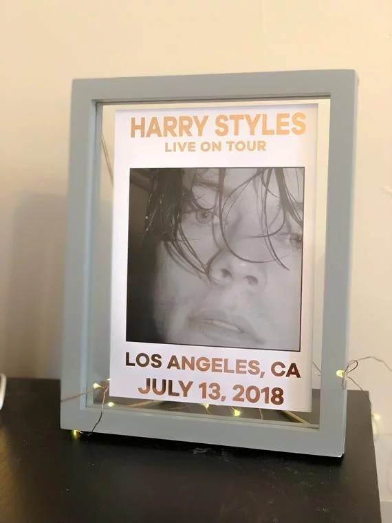harry styles 2018 tour posters give