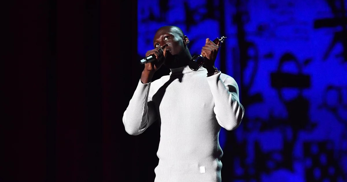 Stormzy Credits a Team of Women For His 2020 BRIT Awards Win, and That's How It's Done