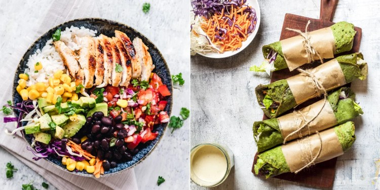 Shake Up Your Brown Bag Lunch Routine With 13 Wholesome, Packable Meals That Dietitians Love