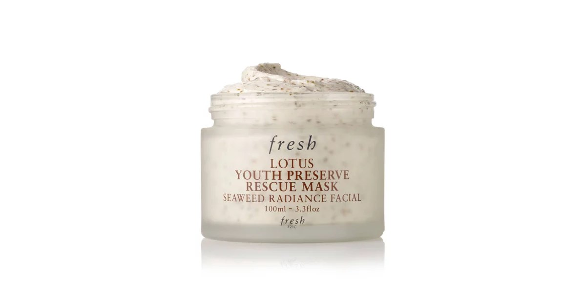 Fresh Lotus Youth Preserve Cream