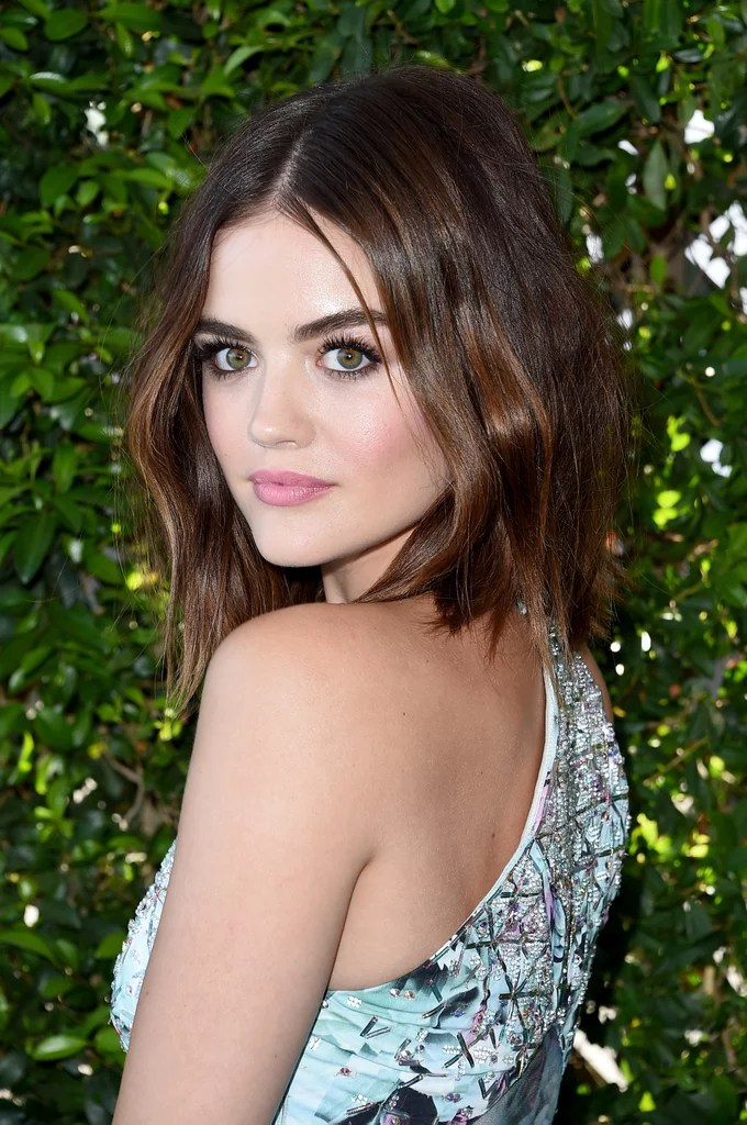 Lucy Hale's Hair and Makeup at 2016 Teen Choice Awards ... on Beautiful Teen  id=52729