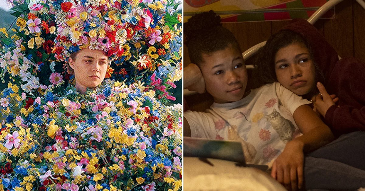 Rue's Euphoria Hoodie and the Midsommar Flower Gown Are Up For Auction  For a Good Cause