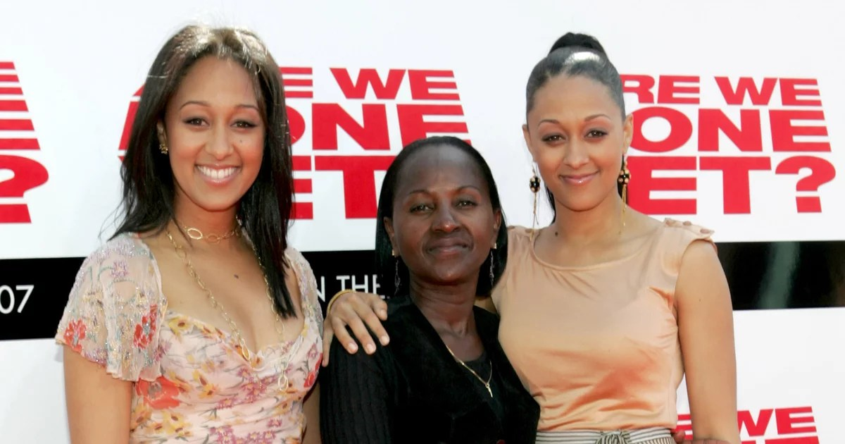Growing Up Biracial, Tia Mowry Noticed Differences in How Her Parents Were Treated