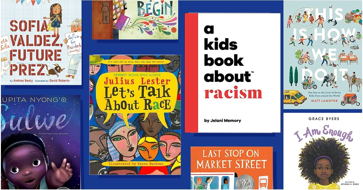 22 Books That Teach Young Kids About Diversity, Inclusion, and Equality