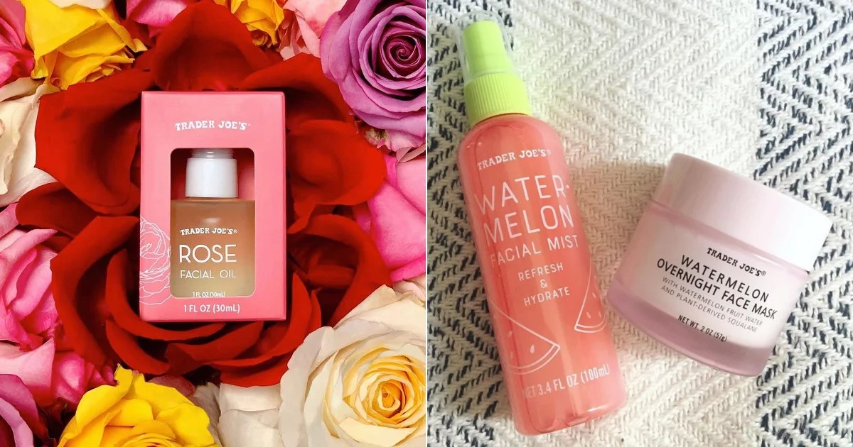 37 Trader Joe's Products That Will Upgrade Your 2020 Beauty Regimen For Less Than $10