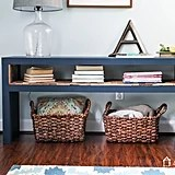 Striking Console Table