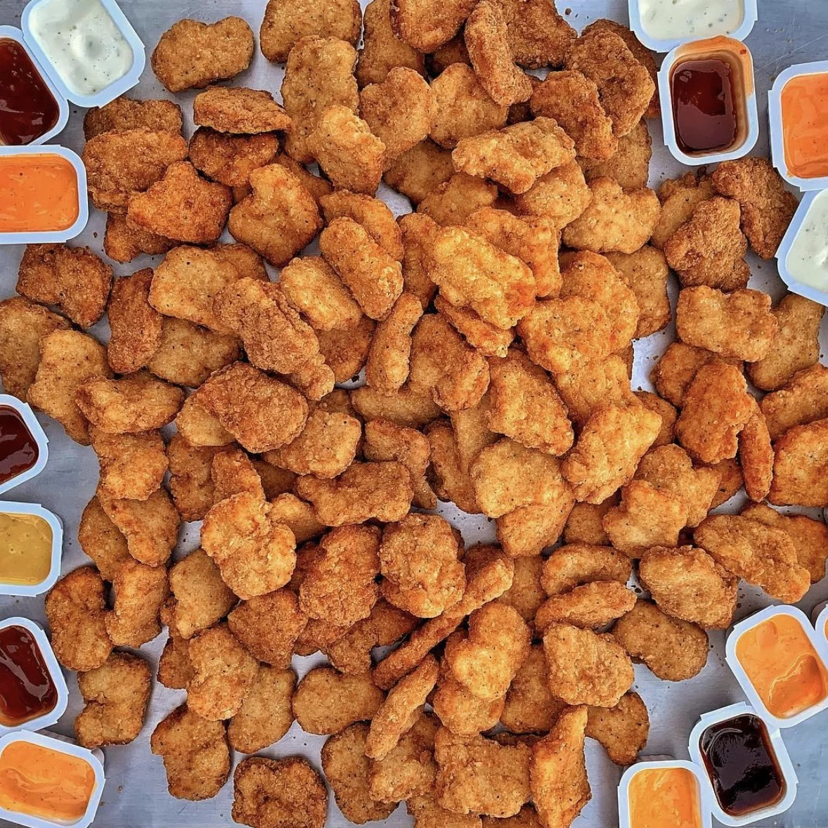 A Definitive Ranking Of The Best Fast Food Chicken Nuggets Popsugar Food