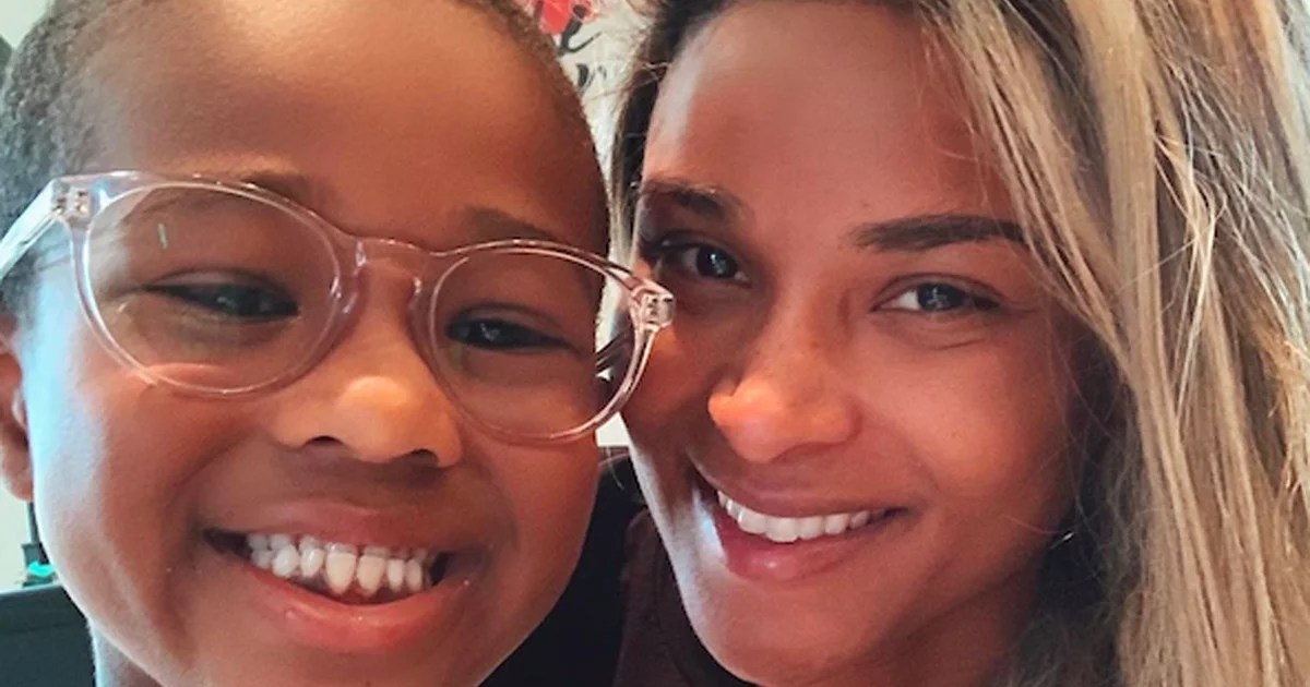 """Ciara Shares a Prayer For Her Son Following the Killing of George Floyd: """"It's Time For a Change"""""""