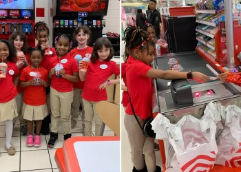 Bullseye! An 8-Year-Old Is Going Viral For Her Next-Level Target Birthday Party