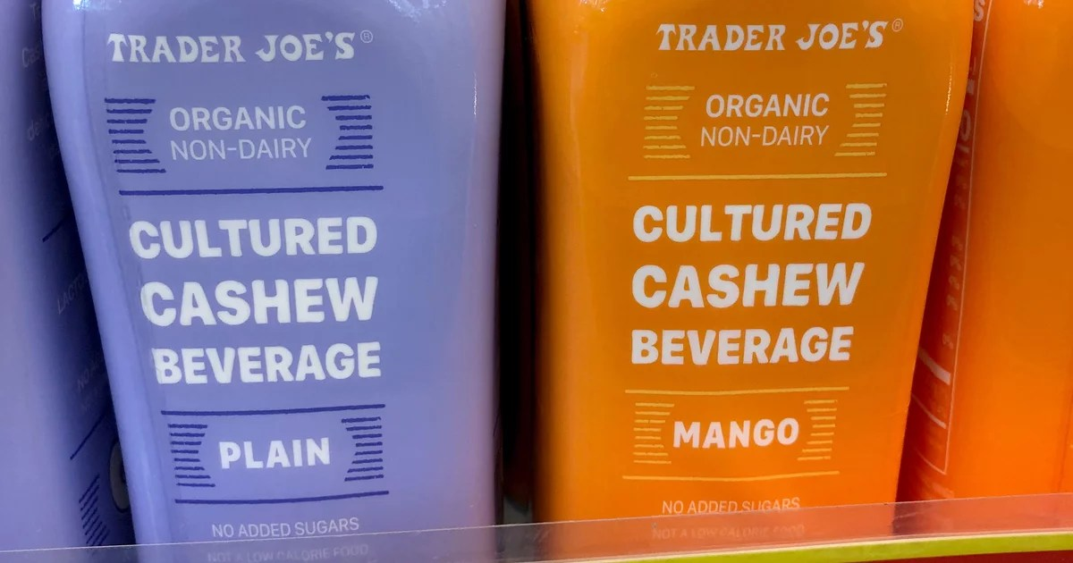 This Is the $4 Trader Joe's Product You Need to Prevent Bloating (and It's Dairy-Free!)
