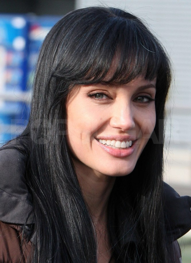 Angelina jolie black hair the best black hair 2017 25 best angelina jolie short hair ideas on urmus Image collections