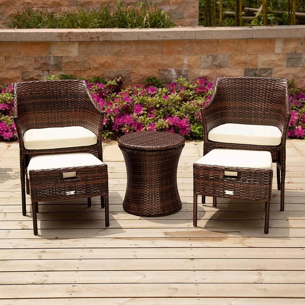 outdoor wicker patio furniture set 29