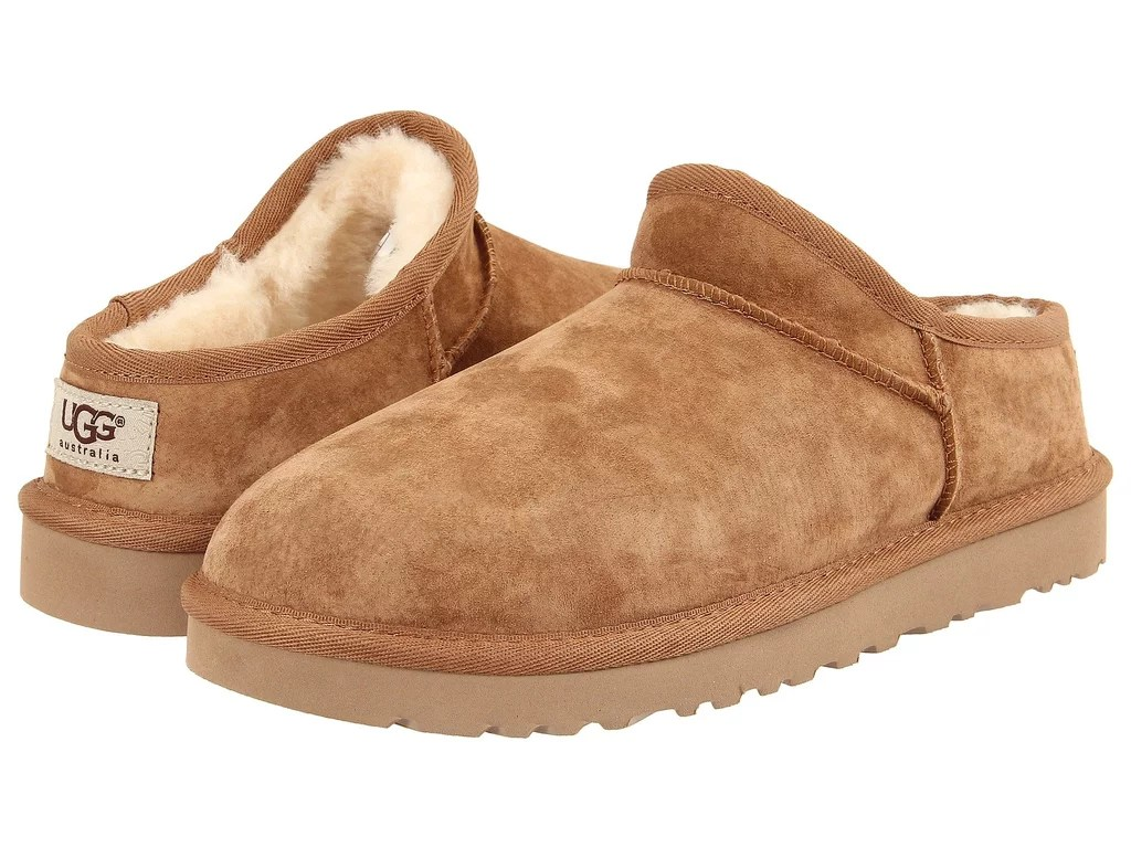 ugg classic slippers | best slippers | popsugar home photo 6