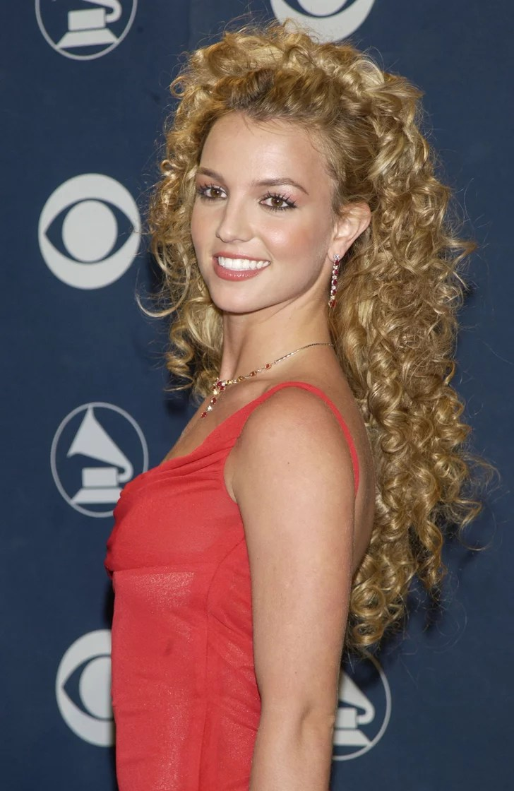 She Made Big Hair Cool Again Britney Spearss Beauty