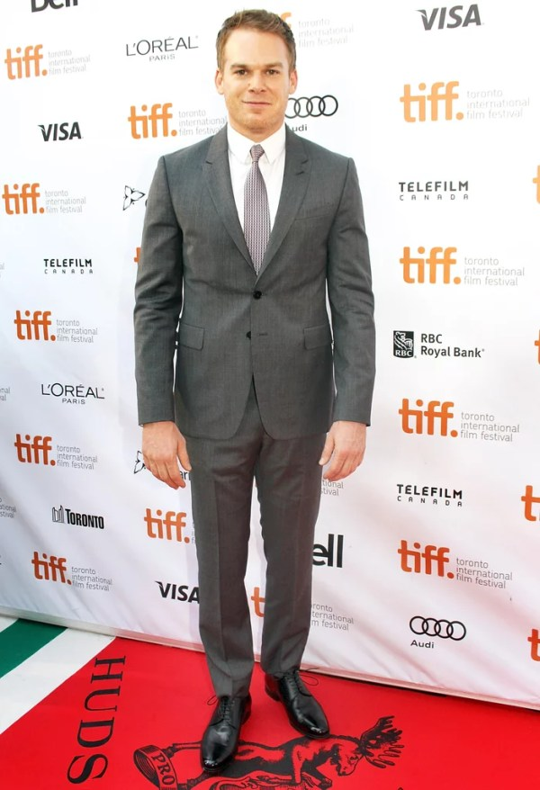 Michael C. Hall hit the red carpet for the Kill Your ...