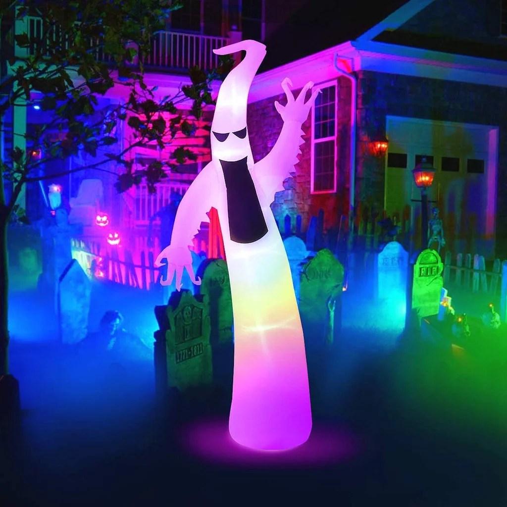 Best Outdoor Halloween Decorations on Amazon | POPSUGAR ... on Backyard Decorations Amazon id=65494