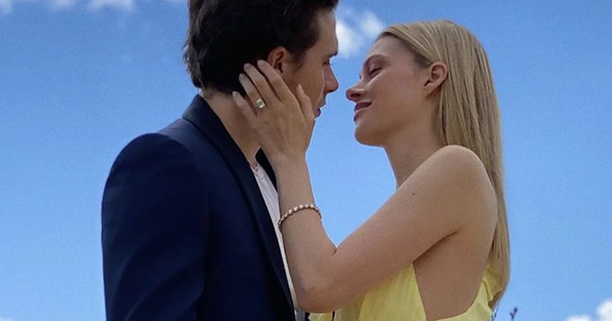 """Brooklyn Beckham Is Engaged to Nicola Peltz: """"I Am the Luckiest Man in the World"""""""