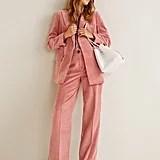 My Pick: Mango Corduroy Straight Trousers