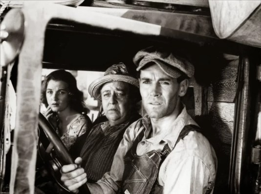 Image of the movie Grapes of wrath