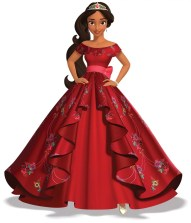 Princess Elena of Avalor. Photo: Popsugar.com