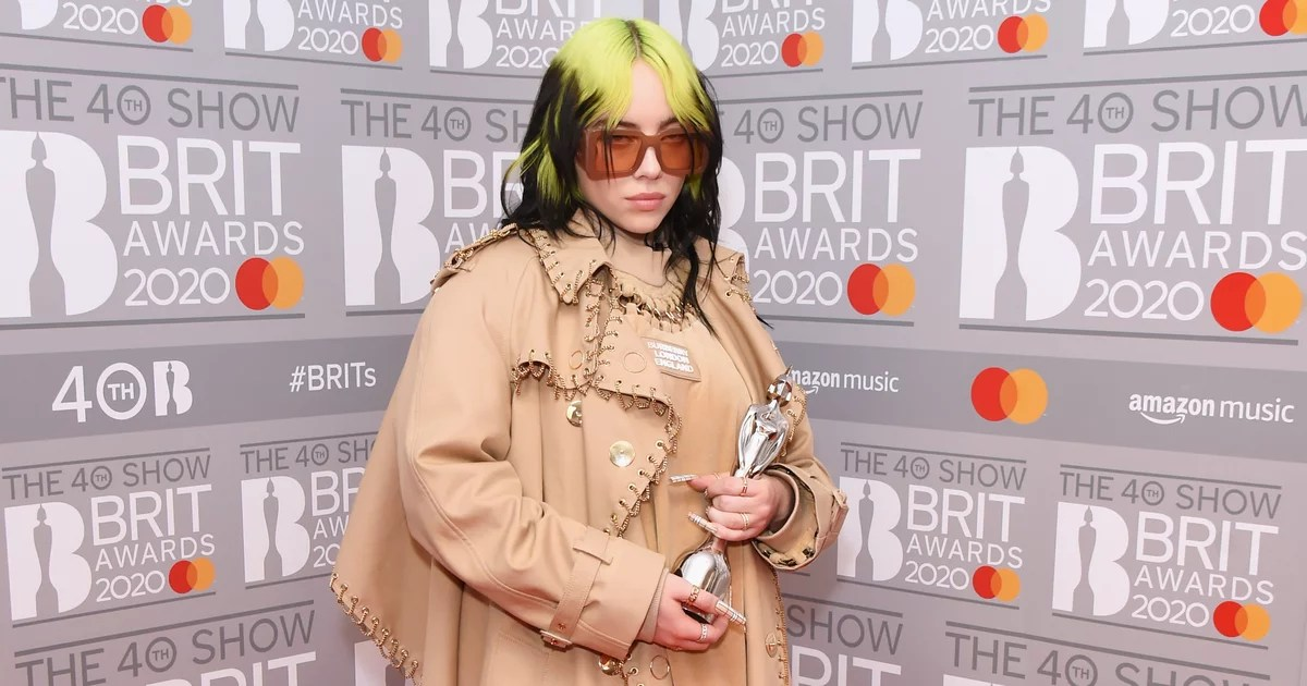 Lewis Capaldi, Billie Eilish, and Extra: See All the Winners of the 2020 BRIT Awards