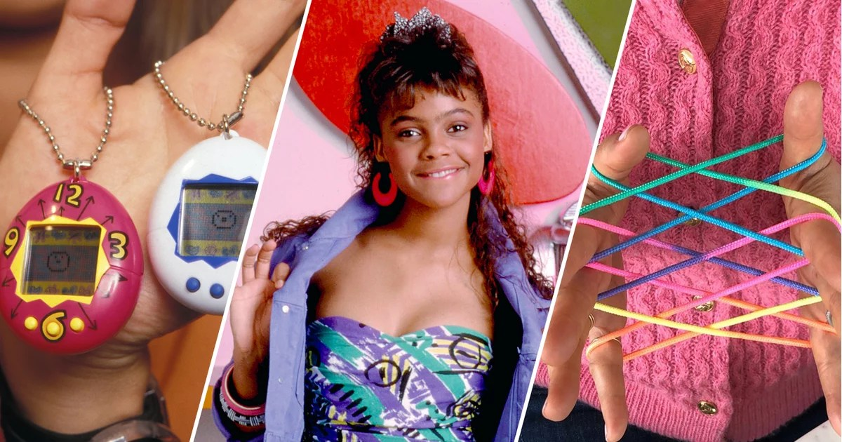 375 Things You'll Remember If You Grew Up in the '90s