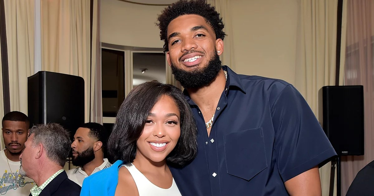 """, """"Pizza, Anyone?!"""": Jordyn Woods Surprised Karl Towns at His High School Hall of Fame Induction, Nzuchi Times National News"""
