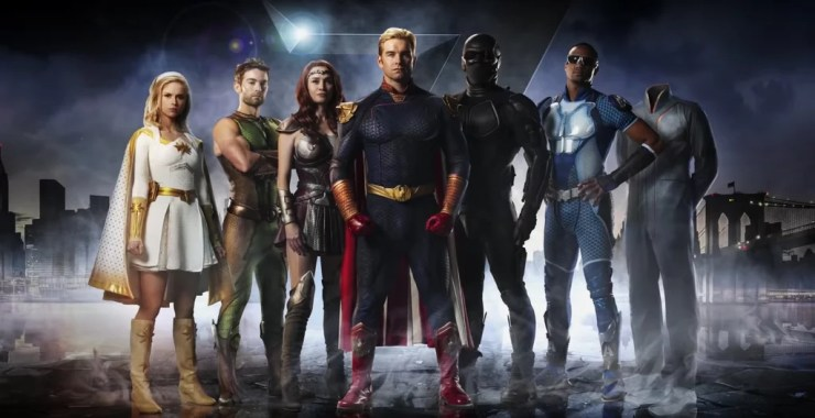 Amazon's 'The Boys' is as much a love letter to superheroes as it is a deconstruction of them