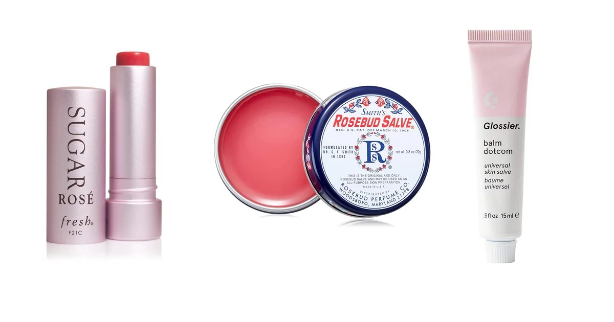 Lip balms are an essential year-round but particularly necessary in the We've rounded up some of our favourites including EOS, Glossier and Nivea.