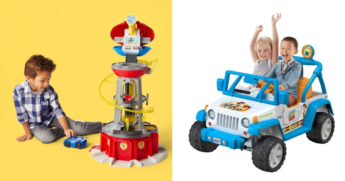 Maintain Your Place as the Best Gift Giver With the Top Toys of 2020