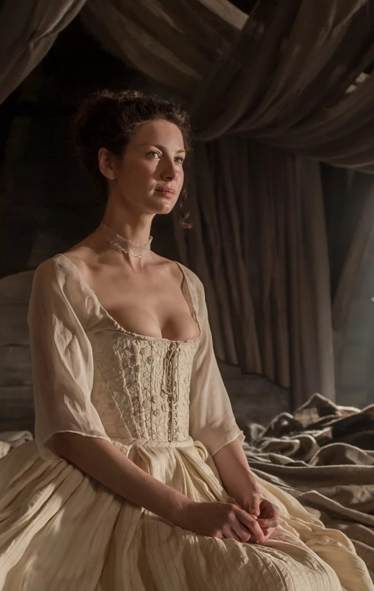 Married Caitriona Balfe