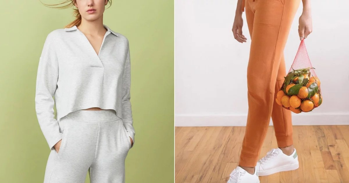 Nothing Will Make You Comfier Than These 22 Soft and Cuddly Lou & Grey Pieces