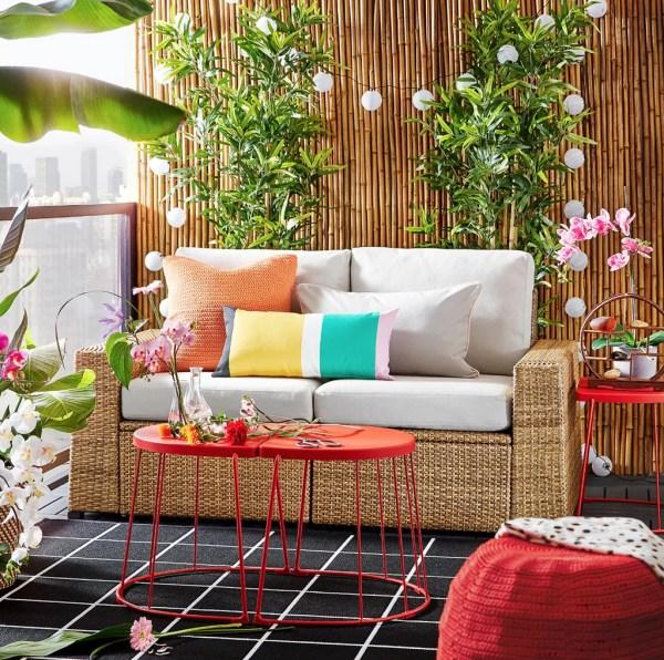 ikea garden furniture Best Ikea Outdoor Furniture 2019 | POPSUGAR Home UK